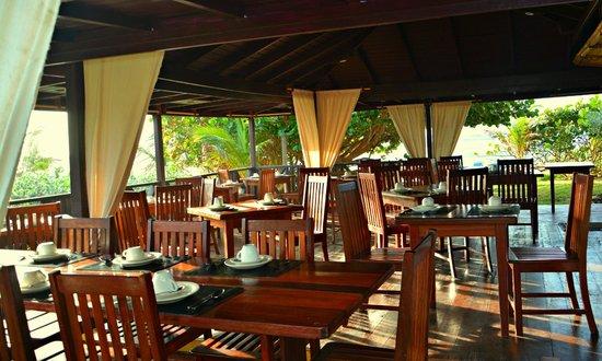 Ocean Spray Beach Apartments : Restaurant