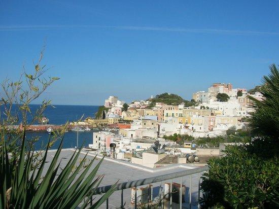 La Limonaia a Mare: Vista dalla terrazza