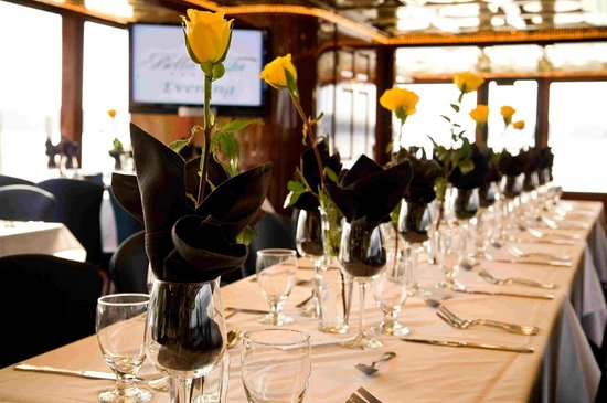 Al & Alma's Supper Club: Personalized Private Business and Personal Cruise Events