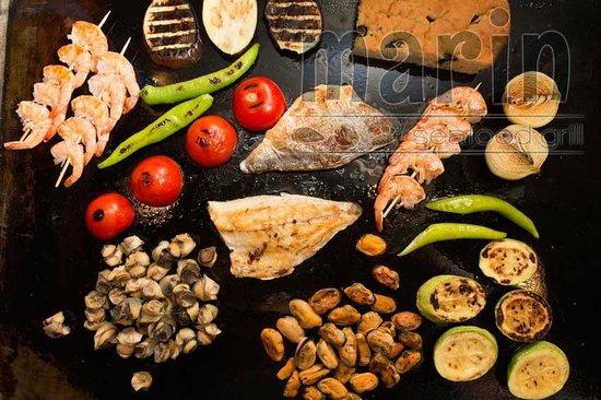 Marin Seafood Grill