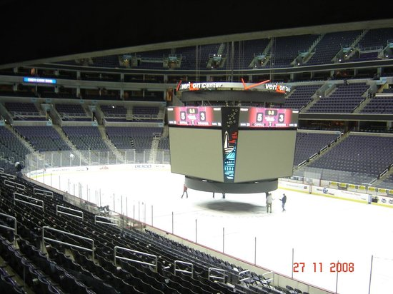Verizon Center - Washington Capitals