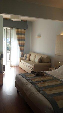 BEST WESTERN Tigullio Royal : chambre magnifique