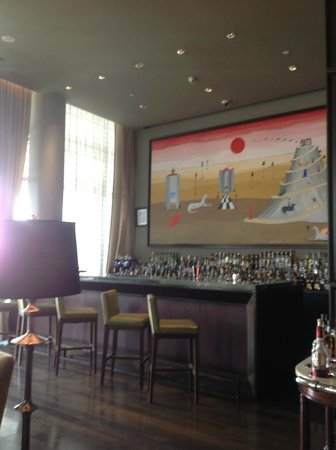 The St. Regis Mexico City: king cole bar