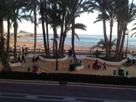 Hotel Montemar: Poniente