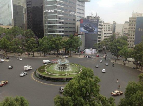 The St. Regis Mexico City: view