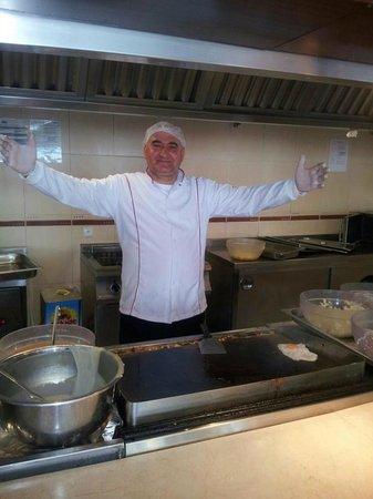 Royal Asarlik Beach: Heerlijk eten