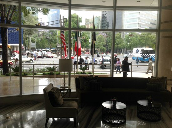 The St. Regis Mexico City: lobby