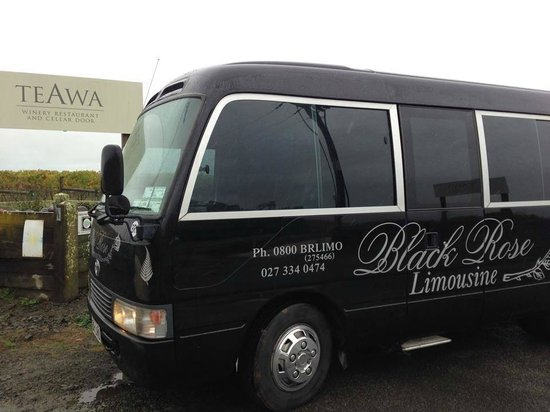 Black Rose Limousine: Black Rose Limo, Napier