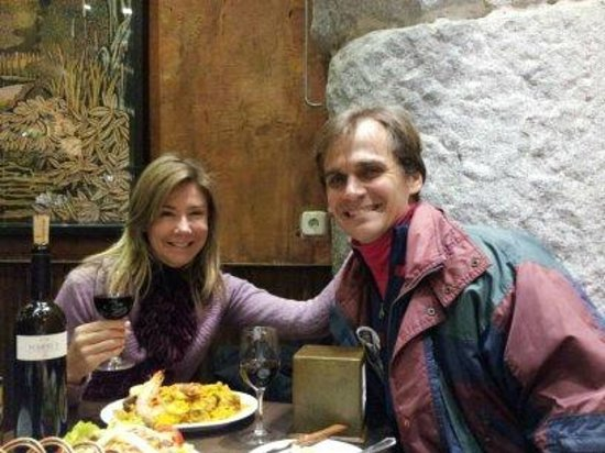 Taberna Alhambra - parrilla