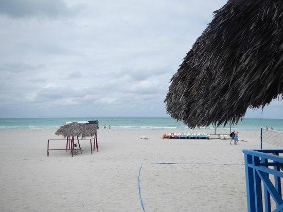 Royalton Hicacos Varadero Resort & Spa: View from the beach bar!