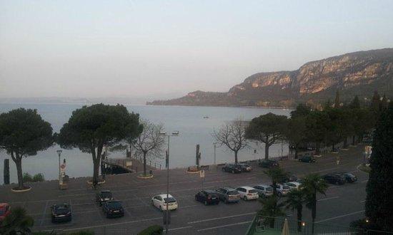Hotel Terminus: Panorama dalla camera