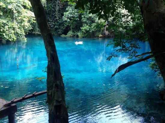 Lope Lope Lodge : Riri Blue hole. Amazing!