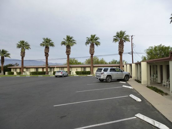 Stanlunds Inn and Suites: Le motel