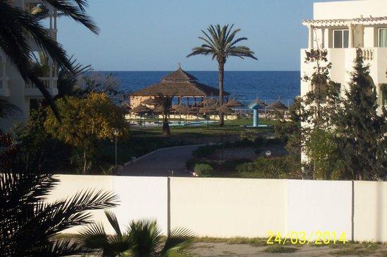Ramada Liberty Resort Hotel: chambre suite vu sur la mer