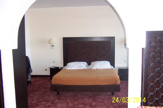 Ramada Liberty Resort Hotel: ma chambre une suite