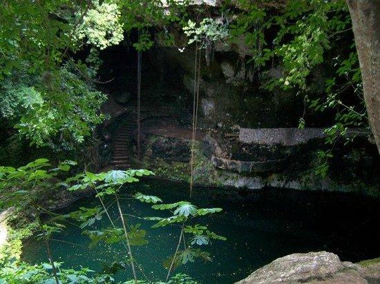 Valladolid, Messico: Cenote