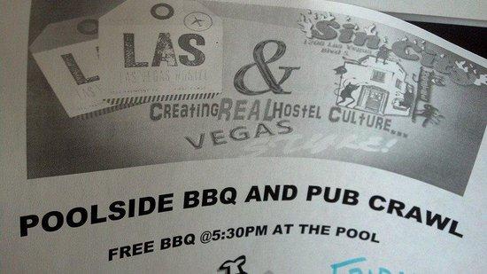 Las Vegas Hostel: oh yes
