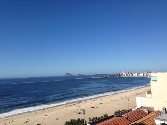 Porto Bay Rio Internacional Hotel: the view from my room