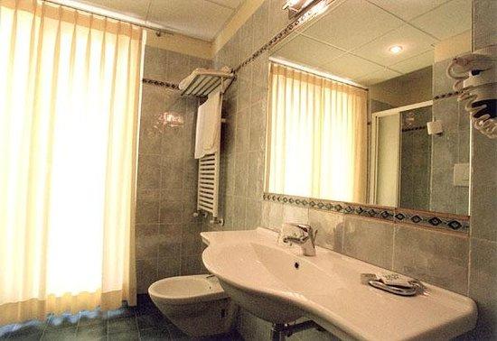 Hotel la Terrazza: Bagno