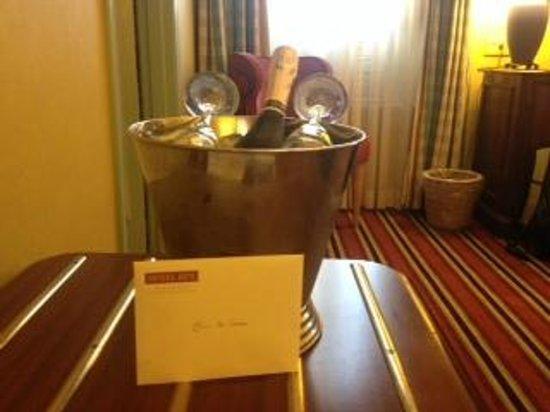 Hotel Rex, a Joie de Vivre hotel : the suite