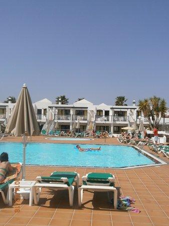 Bitacora Club : Nice pool area