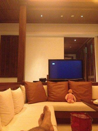 Centara Grand Beach Resort Phuket: family room in Villa