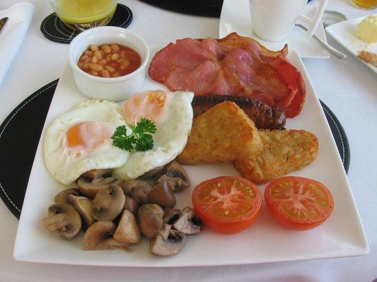 Belle Tout Lighthouse: Breakfast at Belle Tout