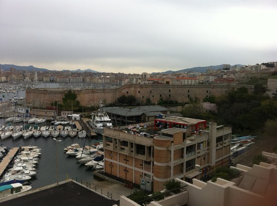 Sofitel Marseille Vieux-Port : Vista desde el hotel