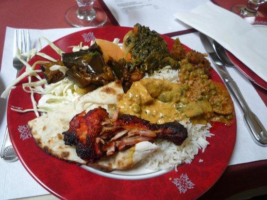 Haveli Restaurant : round 1