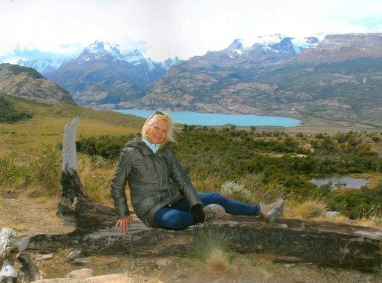 Estancia Cristina: En el Lago San Guillermo y el Glaciar Upsala