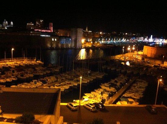 Sofitel Marseille Vieux-Port: Vista de noche