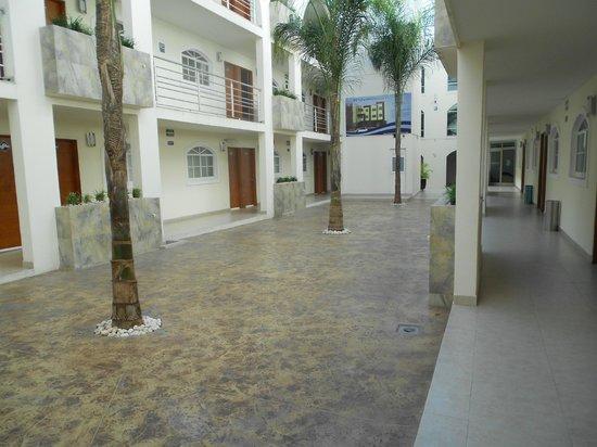 Hotel Grand River Plaza: areas publicas