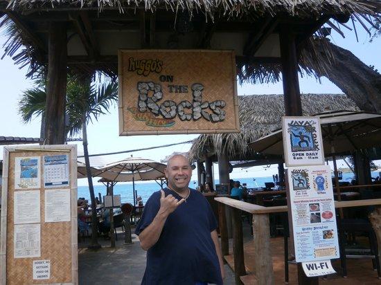 Huggo's On The Rocks: Excited for Huggo's