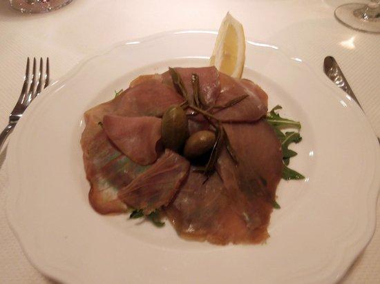 Leonis : Smoked tuna