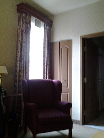 Hotel Chateau Laurier: chambre