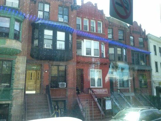 Harlem: Particolari edifici del quartiere
