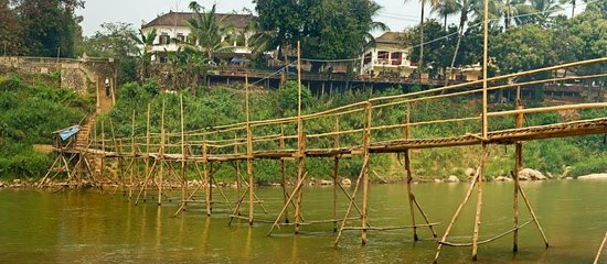 ‪Bamboo Bridge‬