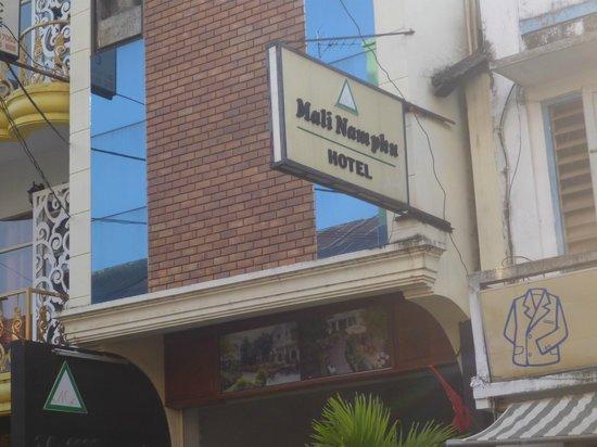 Mali Namphu Hotel : Outside