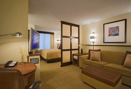 Hyatt Place Orlando/Convention Center: Hyatt Place King Guestroom