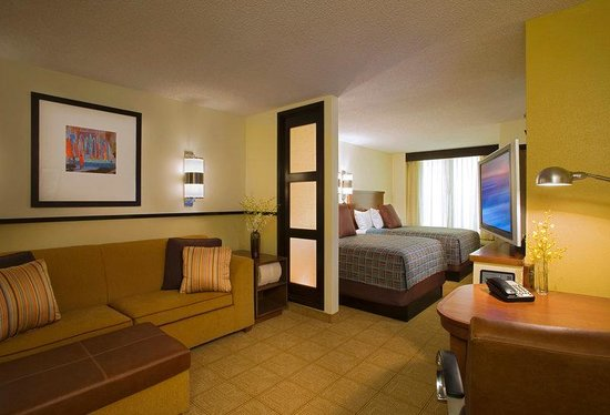 Hyatt Place Orlando/Convention Center: Hyatt Place Double Double Guestroom