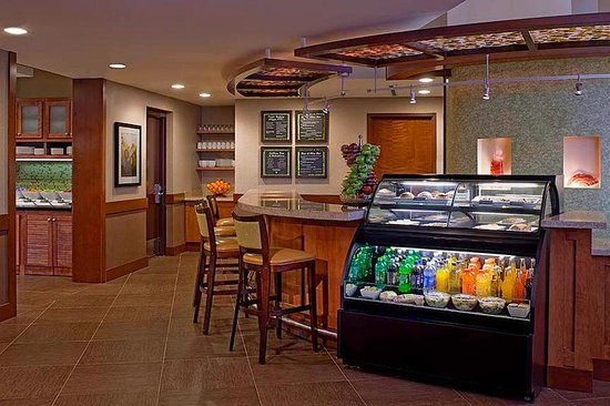 Hyatt Place Orlando/Convention Center: Hyatt Place Bakery Caf Grab NGo