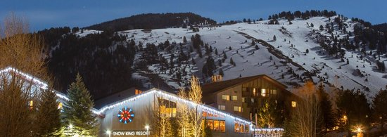 Snow King Resort: Exterior
