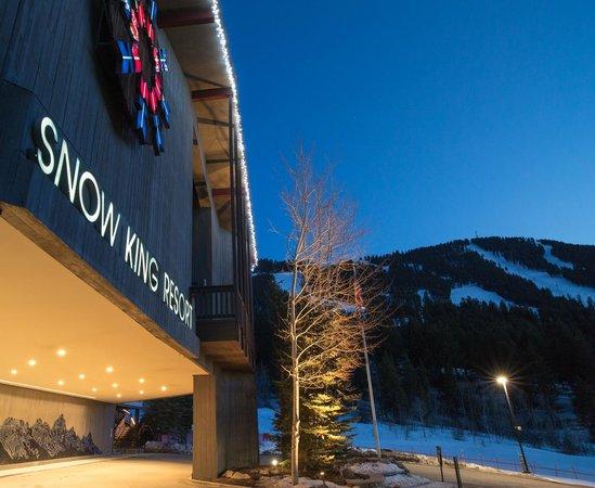 Snow King Resort: Exterior