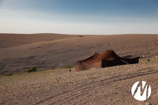 Terre Des Etoiles : The nomade tent