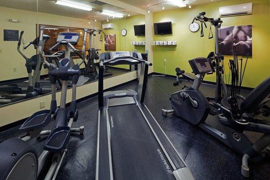 Country Inn & Suites By Carlson, Mansfield: CountryInn&Suites Mansfield FitnessRoom
