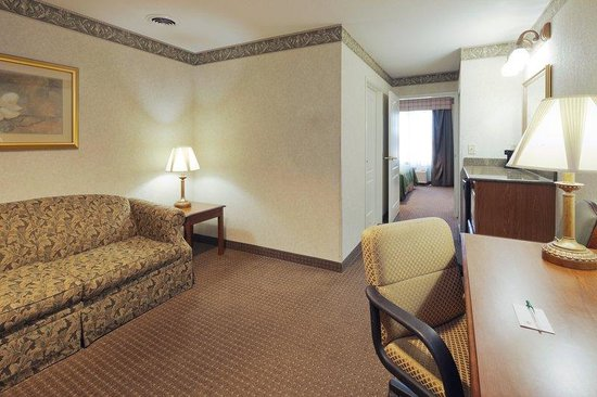 Country Inn & Suites By Carlson, Mansfield : CountryInn&Suites Mansfield GuestRoom