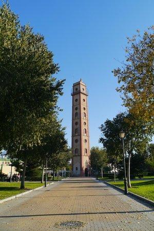 Cámara Oscura: Torre de los Perdigones