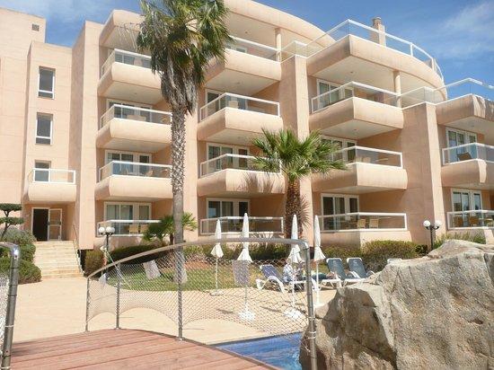 Tropic Garden Aparthotel : albergo