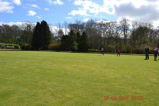 Craigtoun Country Park: Mini Golf course