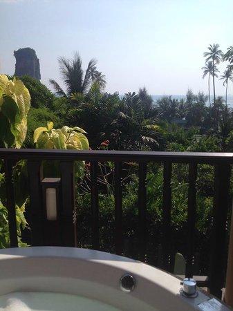 Centara Grand Beach Resort & Villas Krabi: balcony view